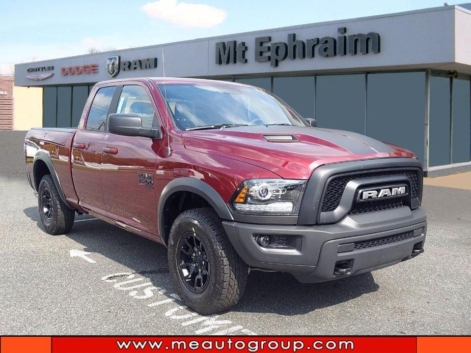 new 2021 Ram 1500 Classic car, priced at $49,375