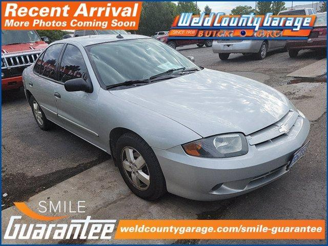 used 2003 Chevrolet Cavalier car