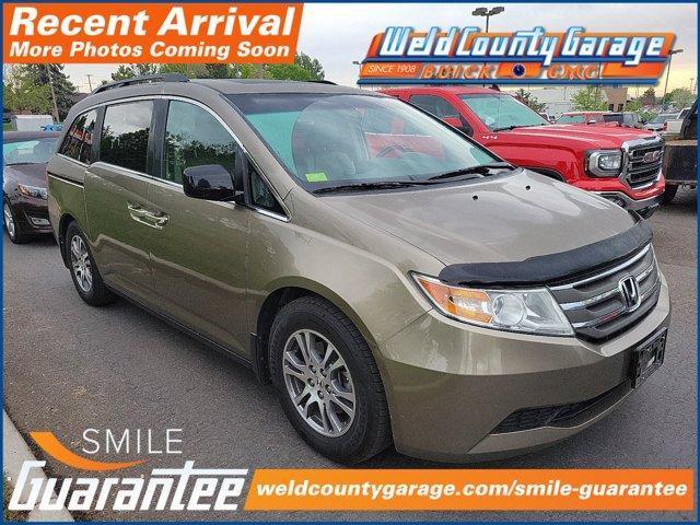 used 2012 Honda Odyssey car