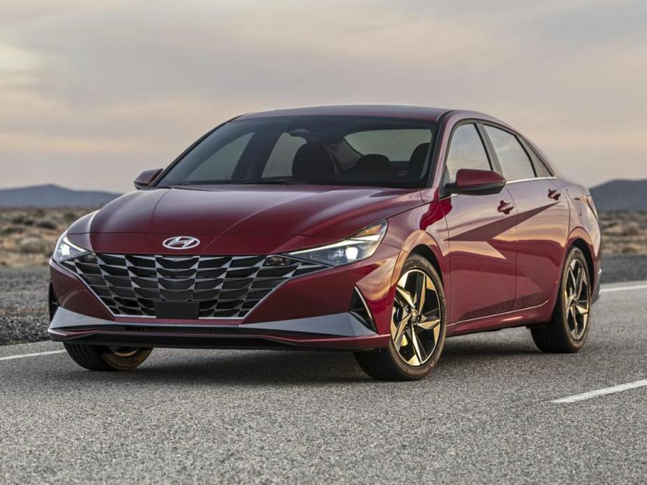 new 2022 Hyundai Elantra car, priced at $22,280