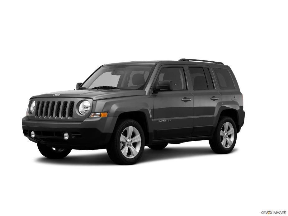 used 2014 Jeep Patriot car