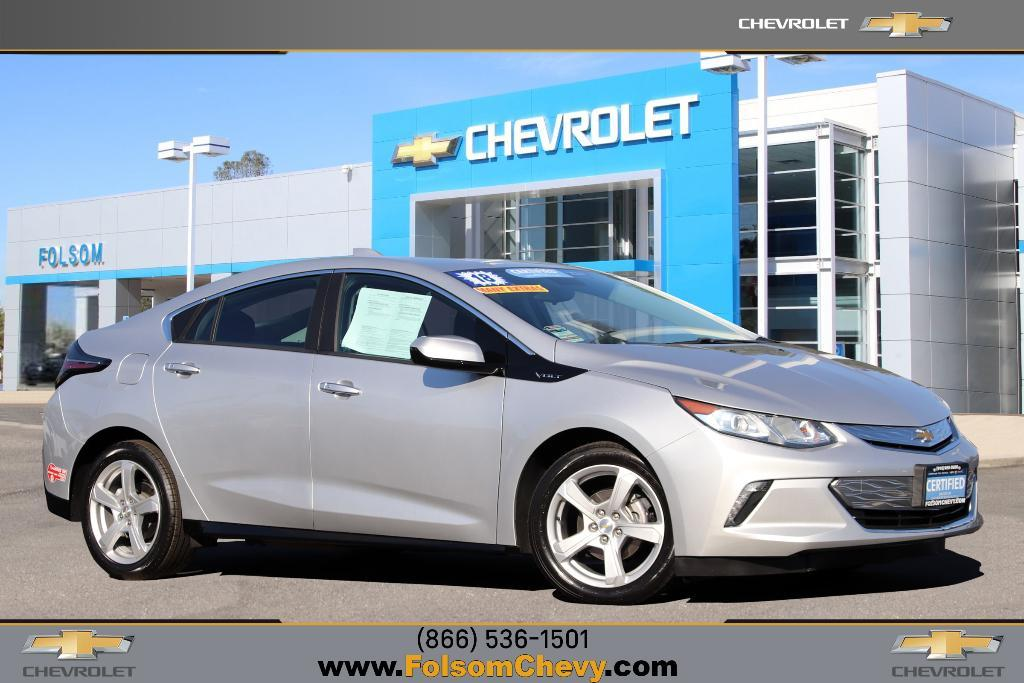 used 2018 Chevrolet Volt car, priced at $20,999