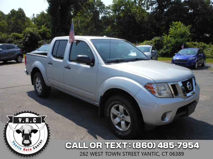 used 2012 Nissan Frontier car, priced at $14,995