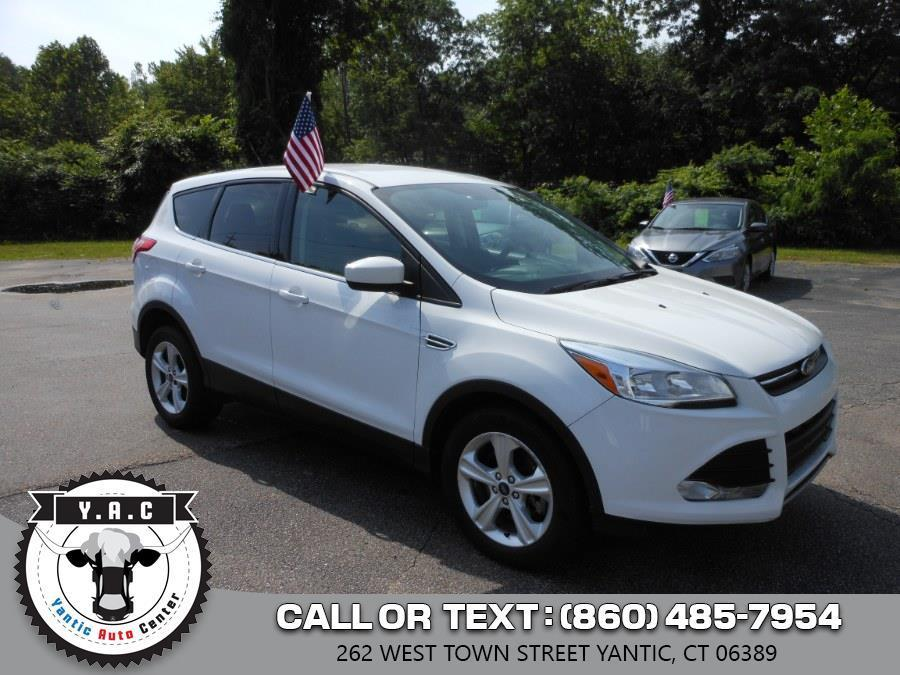 used 2015 Ford Escape car, priced at $13,995