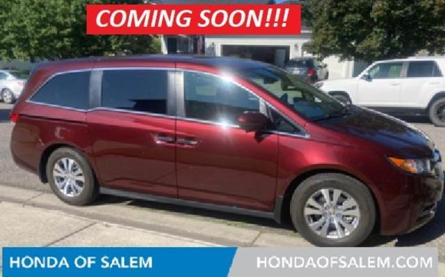 used 2017 Honda Odyssey car, priced at $35,995