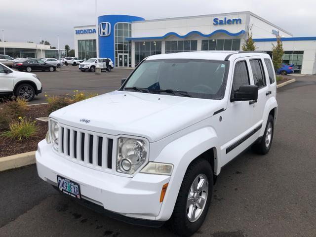 used 2012 Jeep Liberty car, priced at $9,995