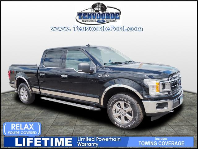 used 2018 Ford F-150 car, priced at $38,499
