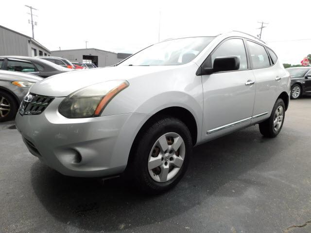 used 2014 Nissan Rogue Select car