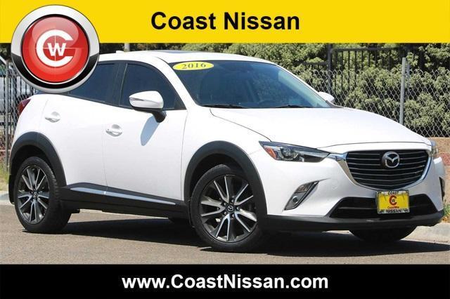 used 2016 Mazda CX-3 car, priced at $19,868