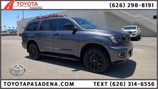 new 2021 Toyota Sequoia car