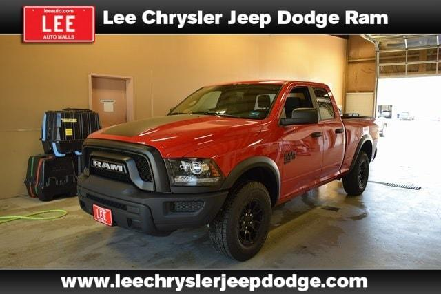 new 2021 Ram 1500 Classic car, priced at $41,515