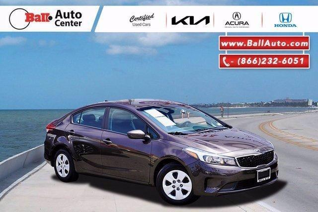 used 2018 Kia Forte car, priced at $18,900