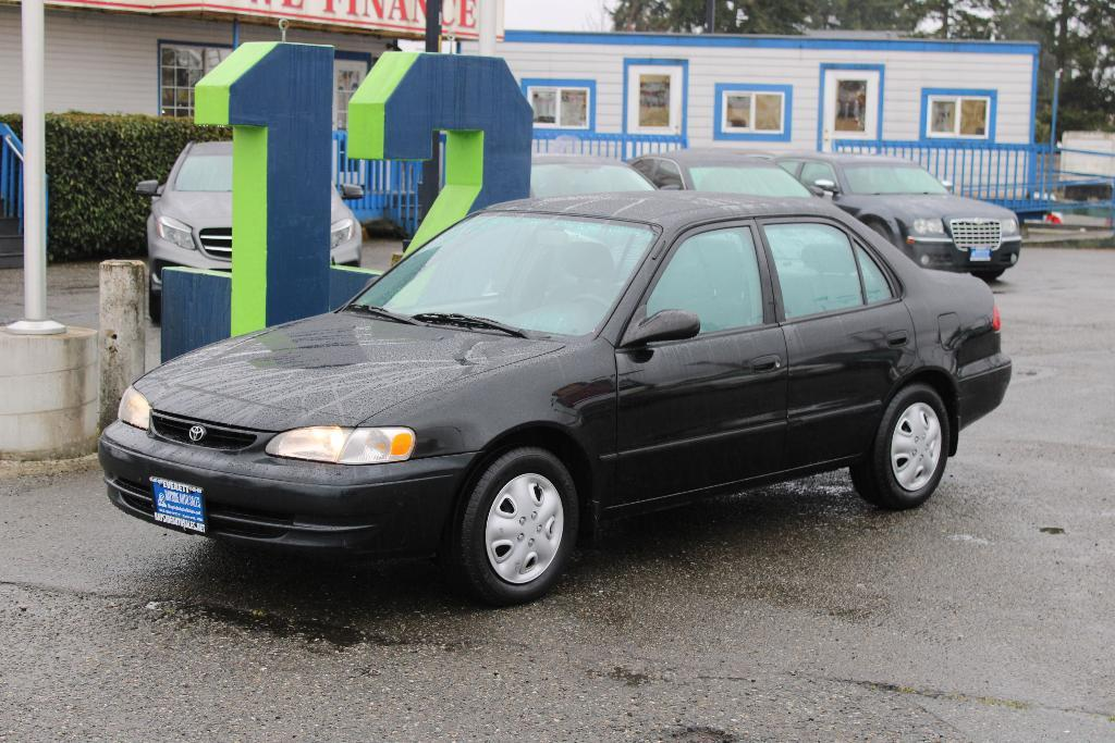 used 2000 Toyota Corolla car, priced at $4,377