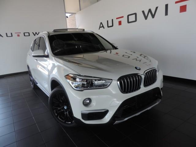used 2017 BMW X1 car, priced at $23,598