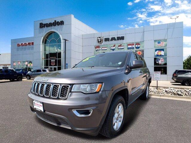 used 2017 Jeep Grand Cherokee car, priced at $21,258