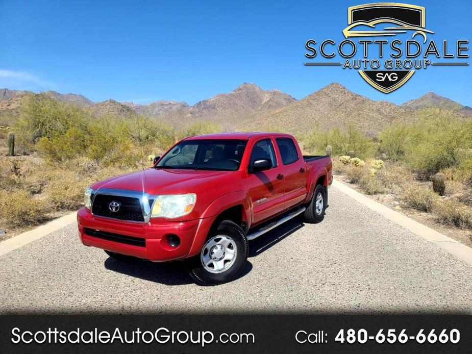 used 2011 Toyota Tacoma car, priced at $21,900
