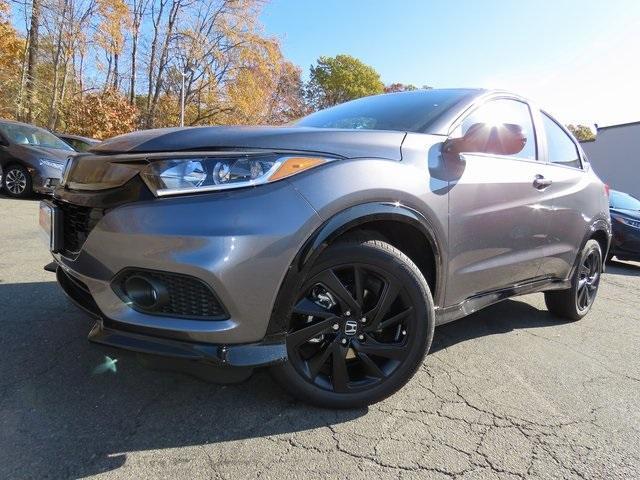 new 2022 Honda HR-V car