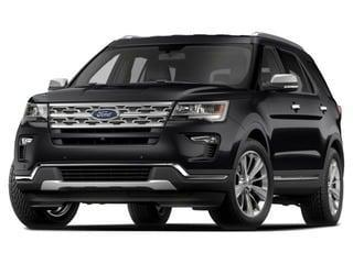 used 2018 Ford Explorer car, priced at $35,565