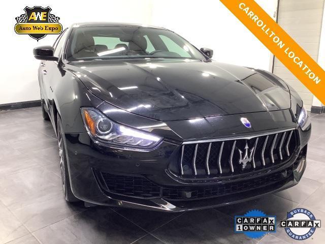 used 2018 Maserati Ghibli car, priced at $44,433