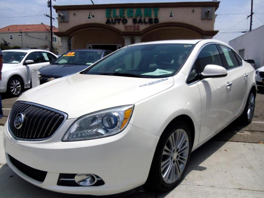 used 2012 Buick Verano car, priced at $8,995