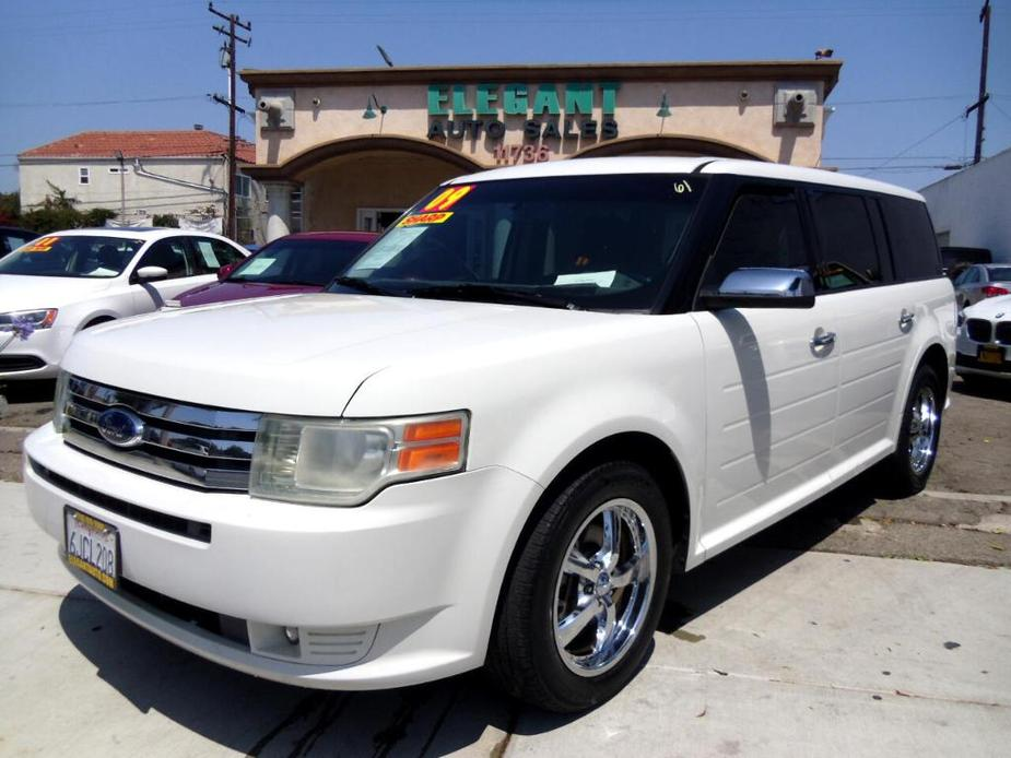 used 2009 Ford Flex car, priced at $10,995