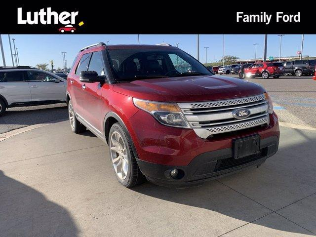 used 2014 Ford Explorer car, priced at $17,999