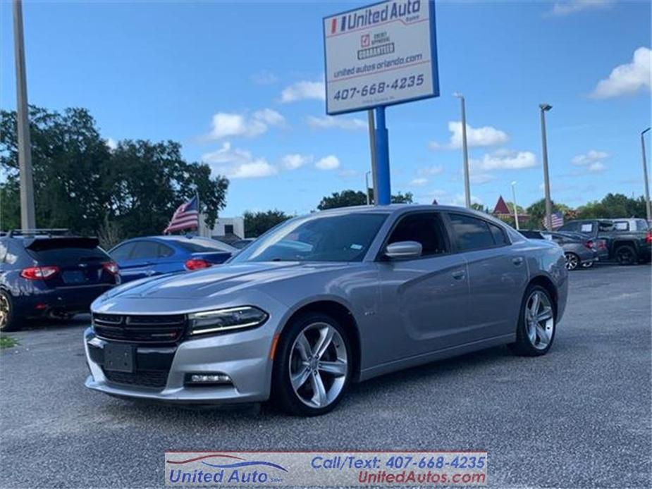 used 2016 Dodge Charger car, priced at $26,295