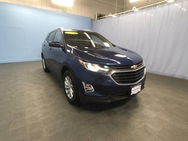 used 2019 Chevrolet Equinox car, priced at $22,821