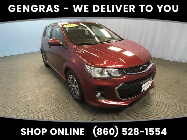 used 2019 Chevrolet Sonic car, priced at $15,521