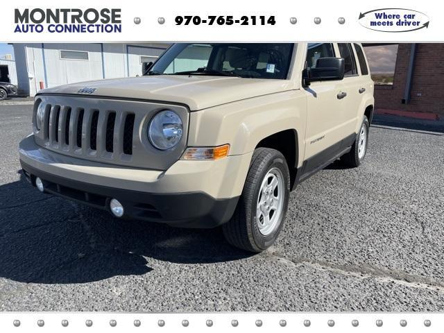 used 2016 Jeep Patriot car, priced at $16,299