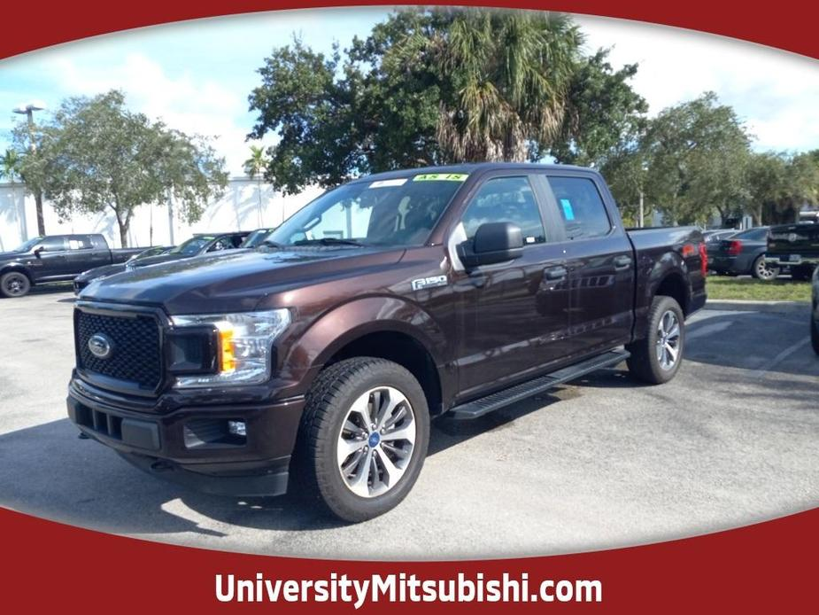 used 2019 Ford F-150 car, priced at $37,700
