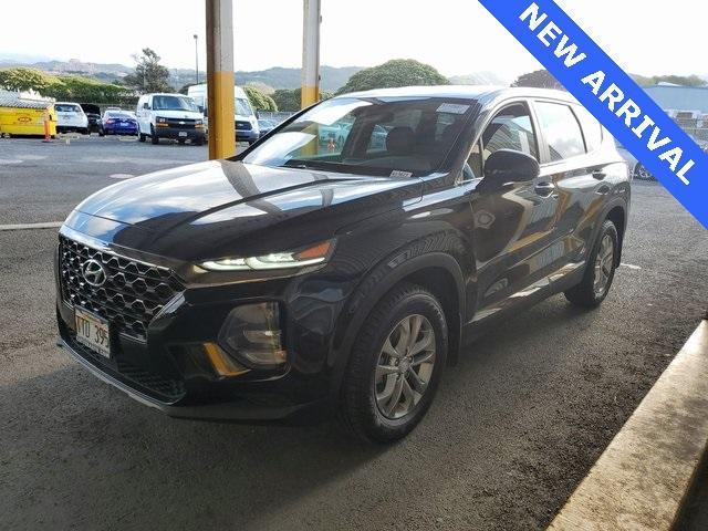 used 2019 Hyundai Santa Fe car, priced at $28,995
