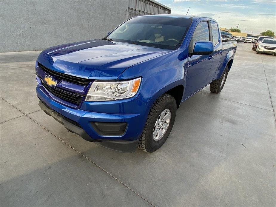 used 2018 Chevrolet Colorado car, priced at $16,990