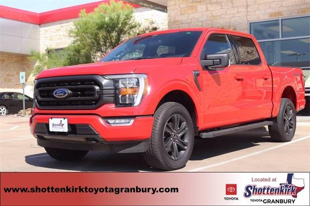 used 2021 Ford F-150 car, priced at $54,421