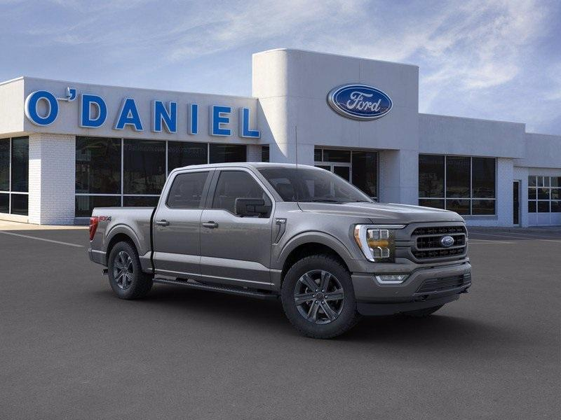 new 2021 Ford F-150 car, priced at $54,308