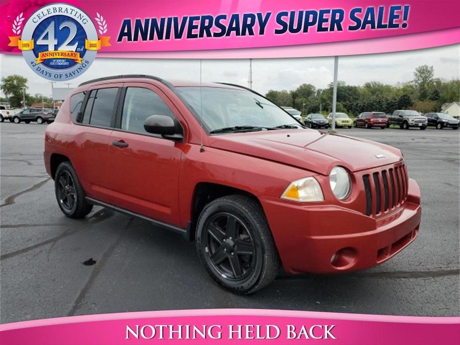 used 2007 Jeep Compass car, priced at $6,995
