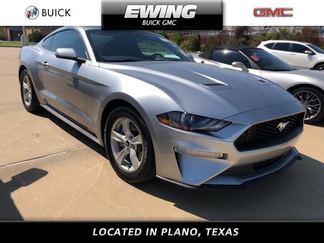 used 2020 Ford Mustang car, priced at $32,430