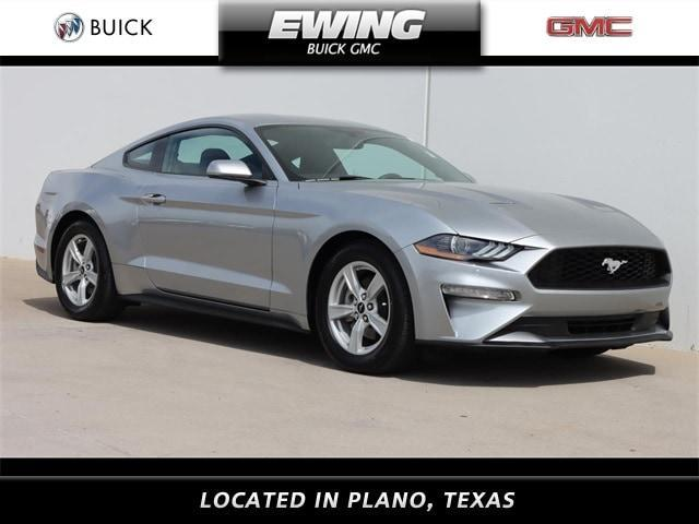 used 2020 Ford Mustang car, priced at $30,994