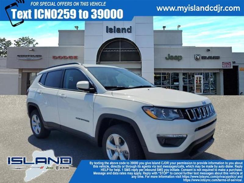 new 2020 Jeep Compass car, priced at $30,340