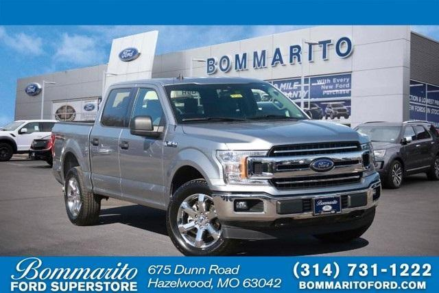 used 2020 Ford F-150 car, priced at $40,300