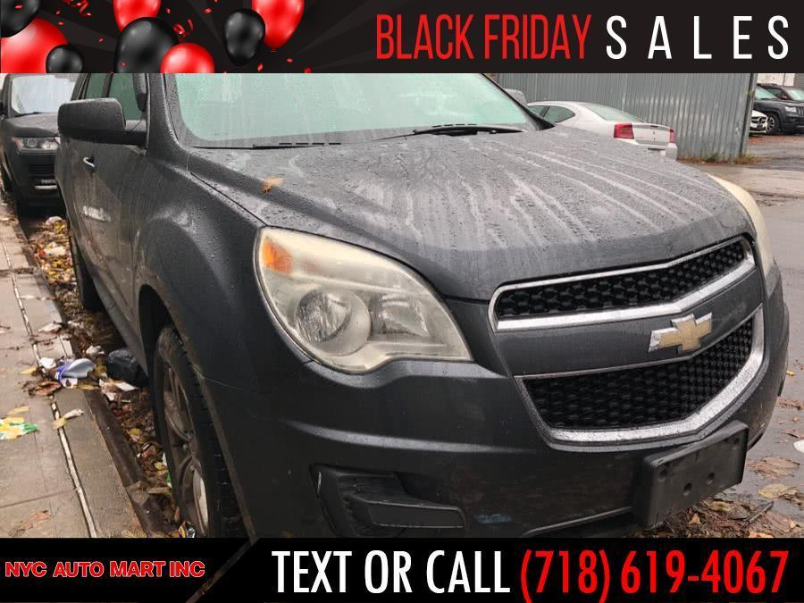 used 2011 Chevrolet Equinox car, priced at $3,999
