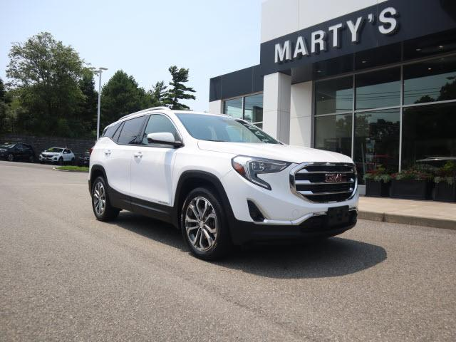 used 2018 GMC Terrain car, priced at $29,500