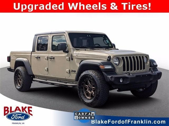 used 2020 Jeep Gladiator car, priced at $42,549
