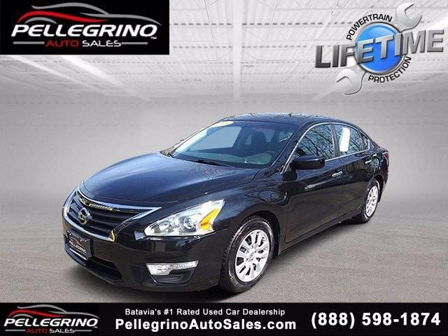 used 2015 Nissan Altima car, priced at $11,000