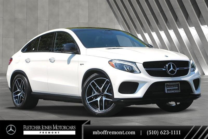used 2018 Mercedes-Benz AMG GLE 43 car, priced at $78,488