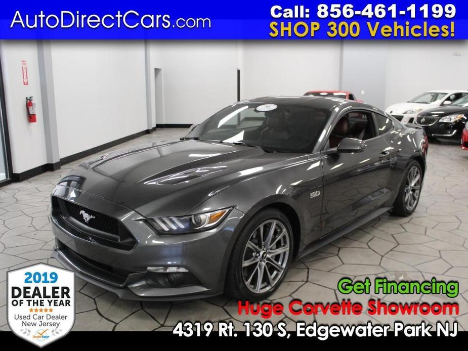 used 2016 Ford Mustang car, priced at $37,990