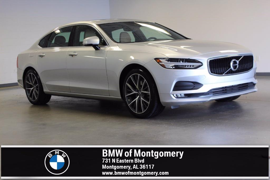 used 2018 Volvo S90 car, priced at $29,397