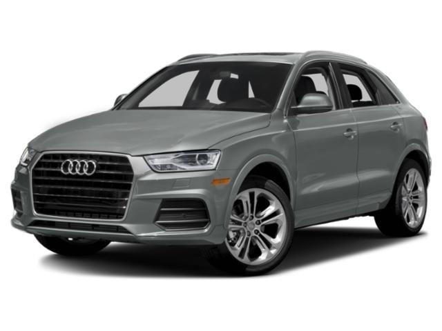 used 2018 Audi Q3 car, priced at $27,999