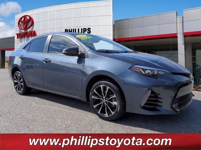 used 2017 Toyota Corolla car, priced at $16,691