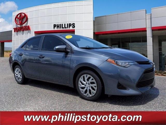 used 2019 Toyota Corolla car, priced at $16,991